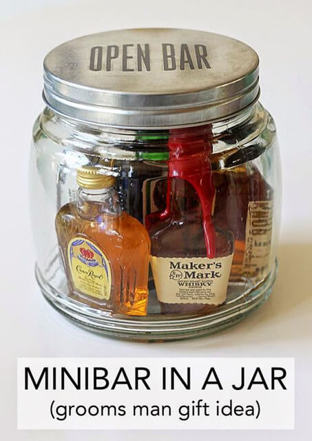 mini bar no pote