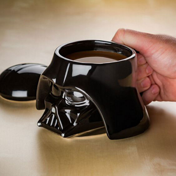 Caneca do Darth Vader