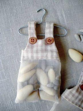 Lembrancinha de Chá de Bebê: Balinhas diferentes