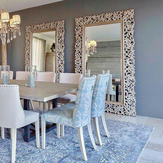 Espelho para Sala de Jantar: Modelos clássicos