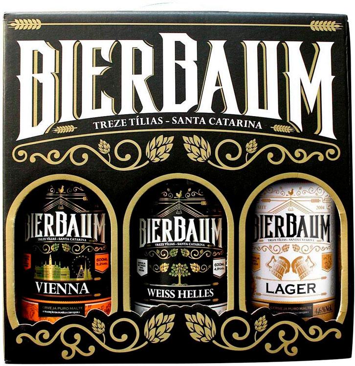 Kit de cervejas artesanais para o amigo