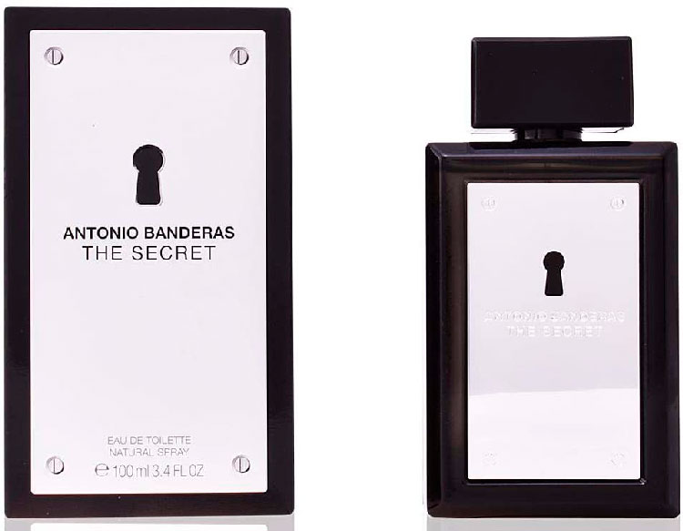 Perfume Antonio Banderas The Secret Edition