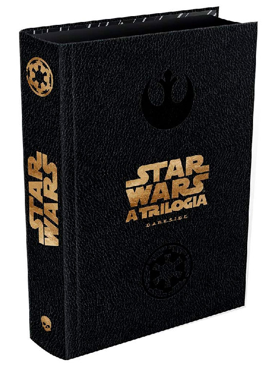 Livro Star Wars: Dark Edition