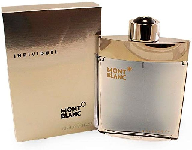 Perfume Mont Blanc Individuel