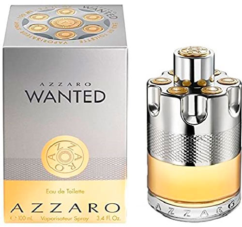 Perfume Azzaro Wanted