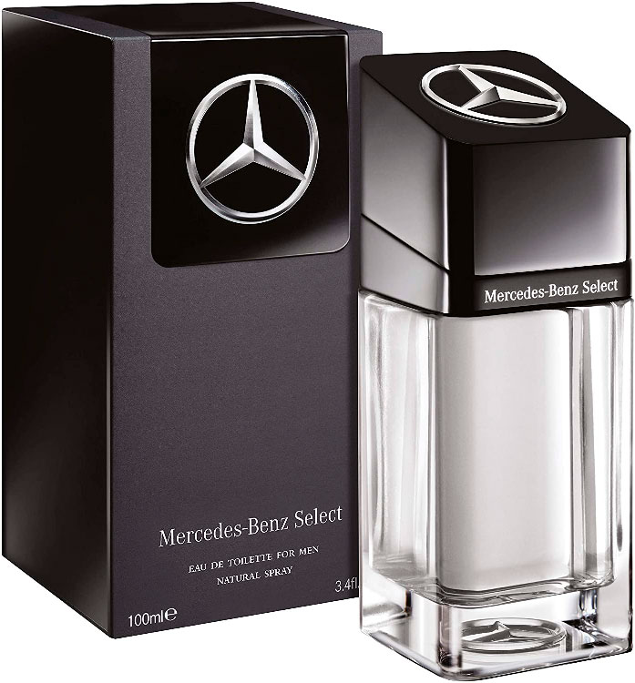 Perfume Mercedes-Benz Select