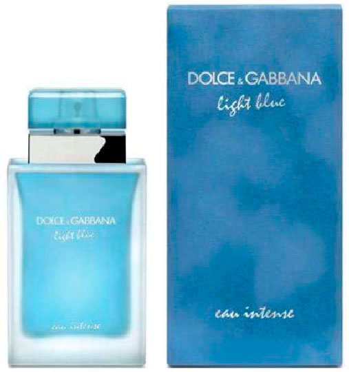 Perfume Dolce & Gabbana Light Blue Intense