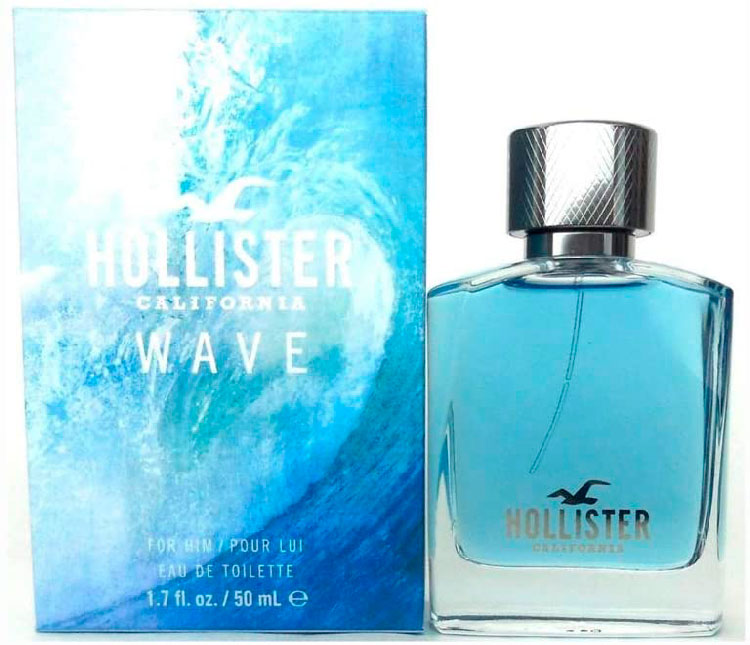 Perfume Hollister California Wave