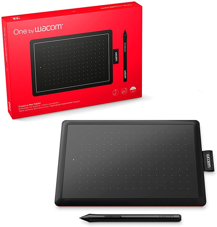 Mesa Digitalizadora Wacom One CTL472