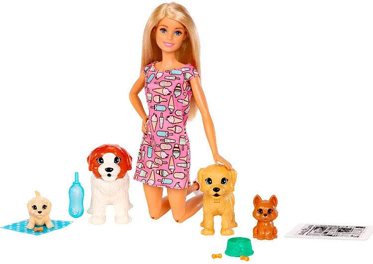 Ideias de presentes para meninas Barbie
