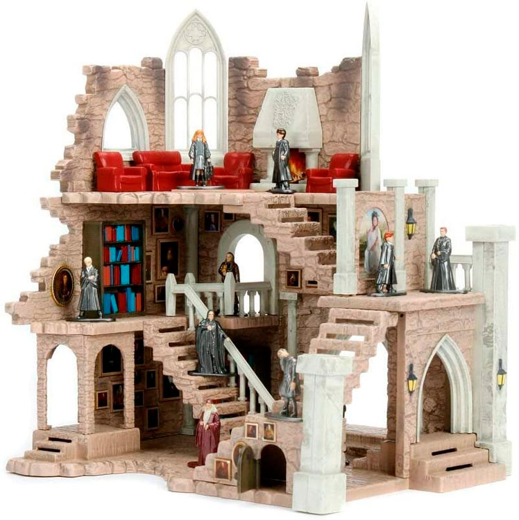 Figuras Colecionáveis Harry Potter Gryffindor Tower