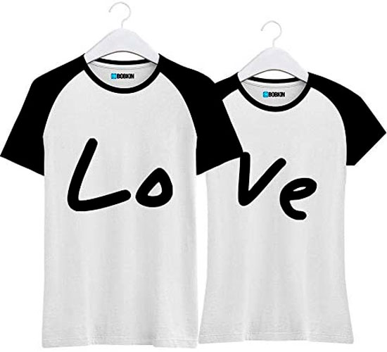 Kit Camisetas Love - Casal De Namorados