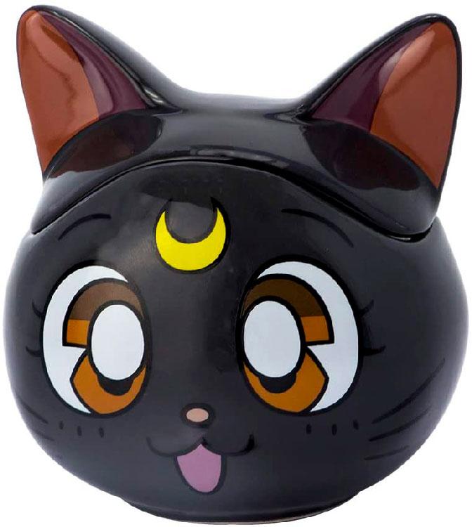 Ideias de presentes para quem gosta de anime Caneca Luna Sailor Moon