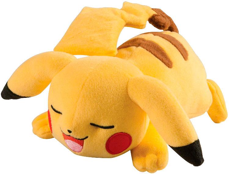 Pikachu de Pelúcia de presente para um fã